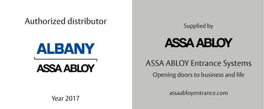 Albany Authorized distributor